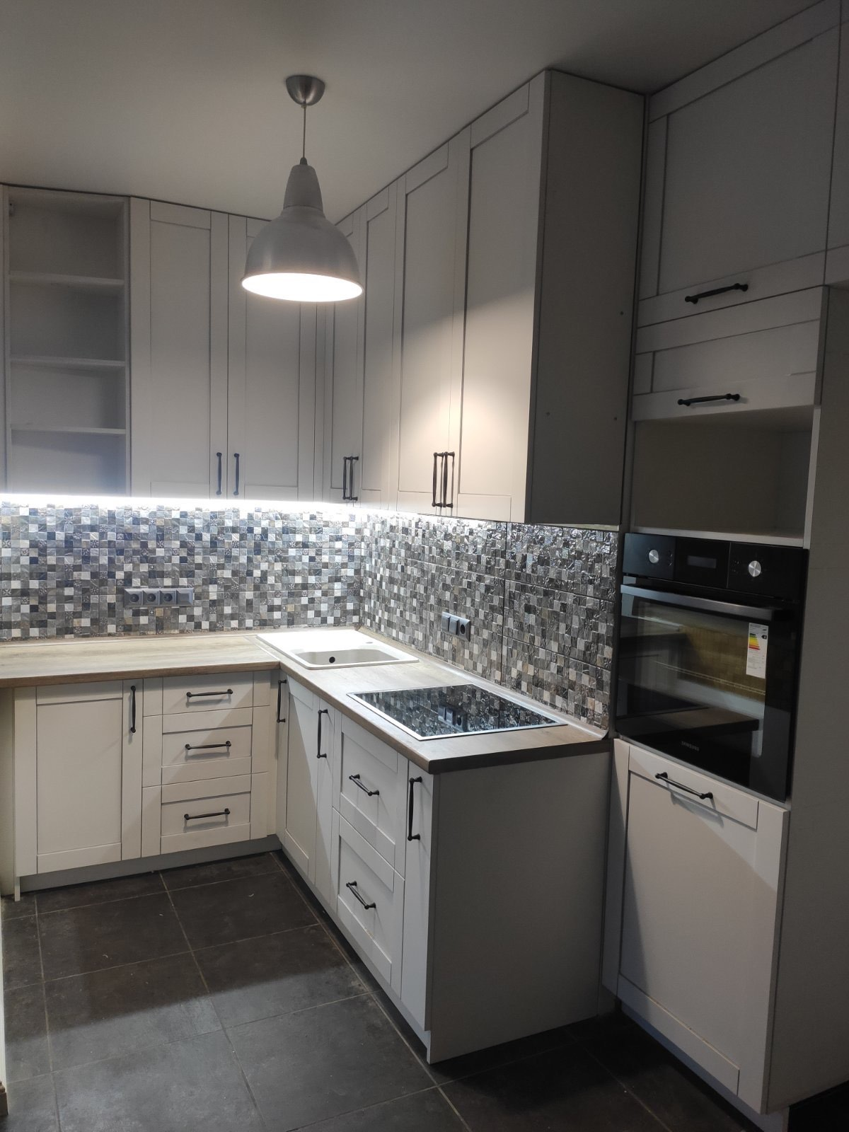 Кухня 112